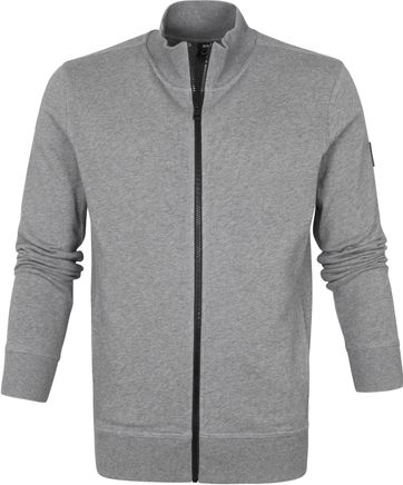 Hugo Boss Cardigan Zkybox Grey