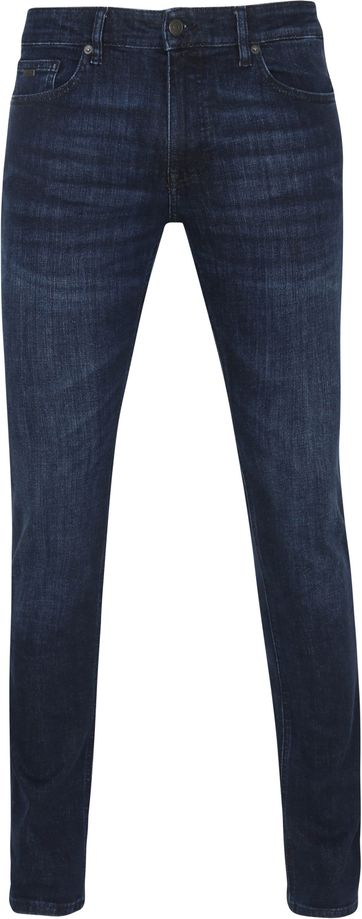 Hugo Boss Delaware Jeans Dark Blue