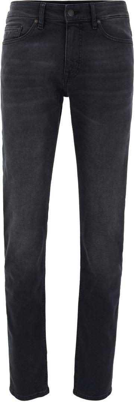 Hugo Boss Delaware Jeans Schwarz