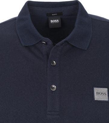 Hugo Boss Polo Passenger Donkerblauw