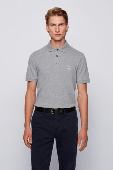 Hugo Boss Polo Passenger Grijs