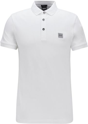 Hugo Boss Polo Passenger Wit