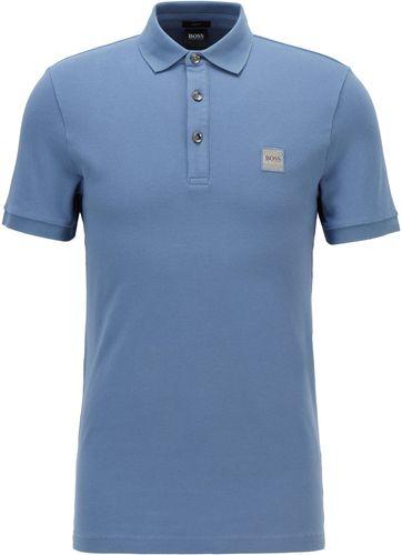 Hugo Boss Polo Shirt Passenger Blau