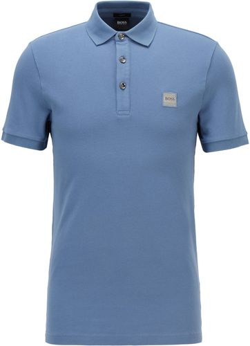 Hugo Boss Polo Shirt Passenger Blue