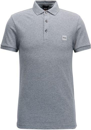 Hugo Boss Polo Shirt Passenger Grau