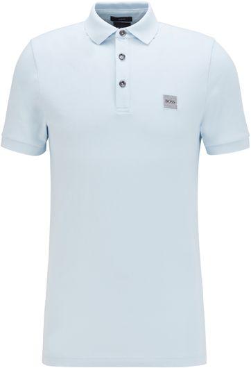 Hugo Boss Polo Shirt Passenger Hellblau