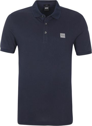 Hugo Boss Polo Shirt Passenger Navy