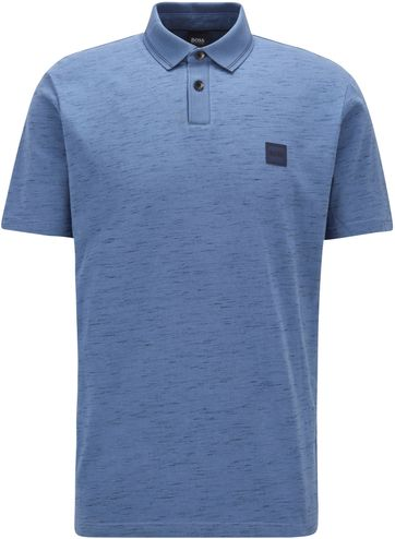 Hugo Boss Polo Shirt Pemew Blue
