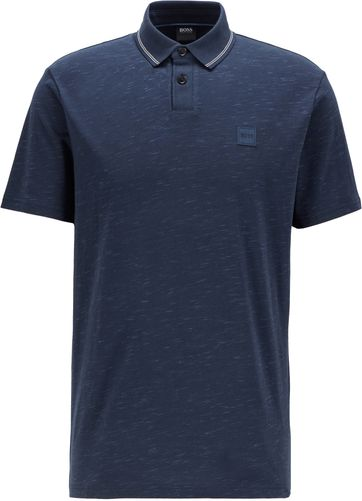 Hugo Boss Polo Shirt Pemew Dark Blue