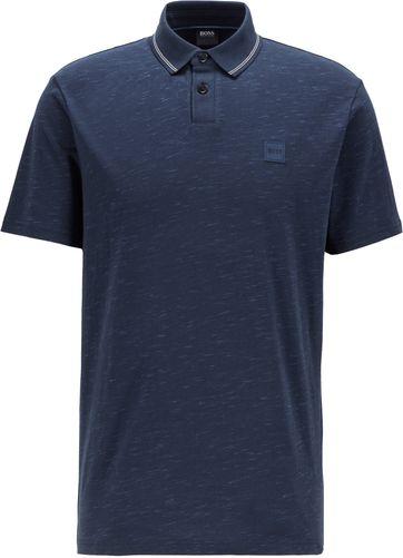 Hugo Boss Polo Shirt Pemew Dunkelblau