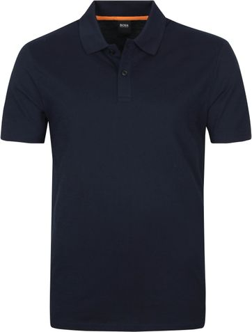 Hugo Boss Polo Shirt Pikedo Dark Blue