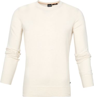 Hugo Boss Pull Kabiron Off-White