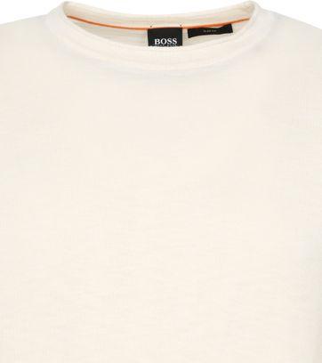 Hugo Boss Pull Kabiron Off-White