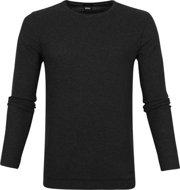 Hugo Boss Pull Tempest Black