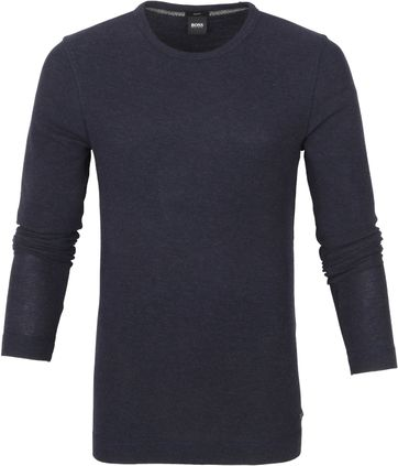 Hugo Boss Pull Tempest Navy