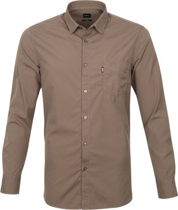 Hugo Boss Shirt Magneton Khaki