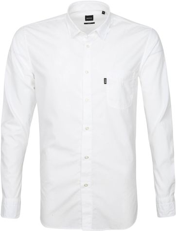 Hugo Boss Shirt Magneton White