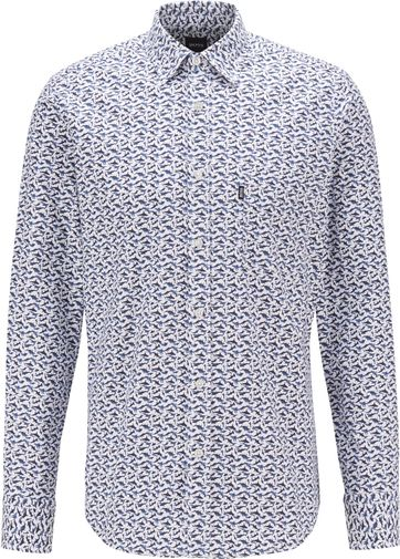 Hugo Boss Shirt Relegant Dark Blue