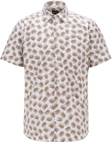 Hugo Boss SS Shirt Rash Beige