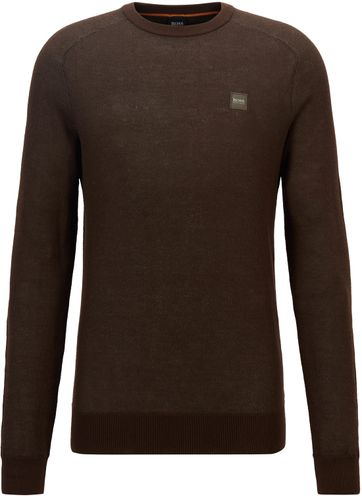 Hugo Boss Sweater Amador Khaki