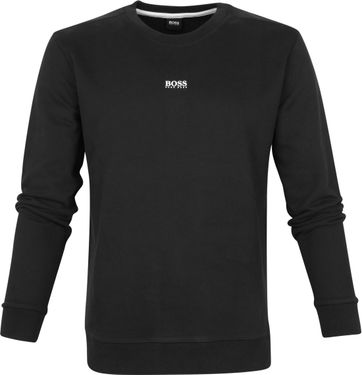 Hugo Boss Sweater Weevo Black