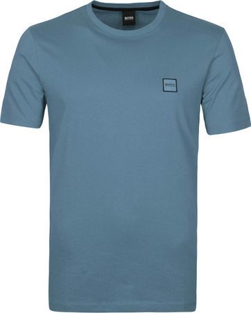 Hugo Boss T-Shirt Tales Blau