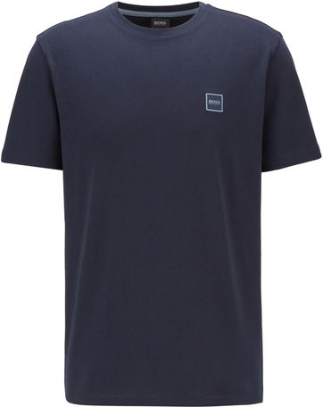 Hugo Boss T Shirt Tales Dark Blue