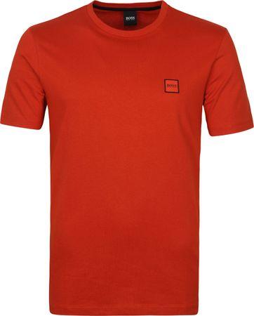 Hugo Boss T Shirt Tales Rot