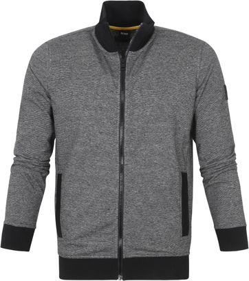Hugo Boss Vest Zeshark Zwart