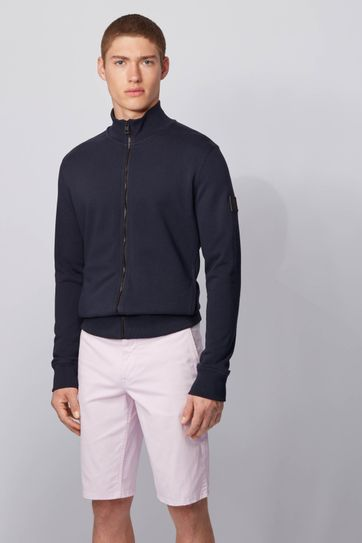 Hugo Boss Vest Zkybox Donkerblauw