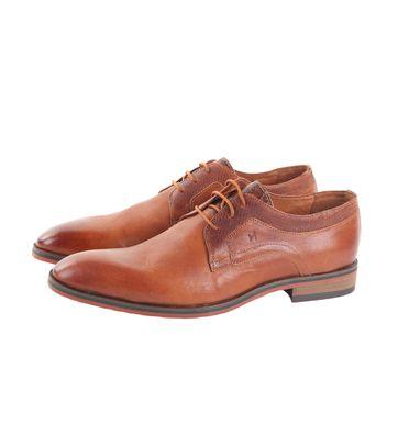 Humberto Bordorino Dress Shoe Cognac