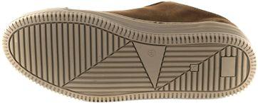 Detail Humberto Sneaker Groen Suede