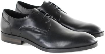 Humberto Triumph Dress Shoe Black