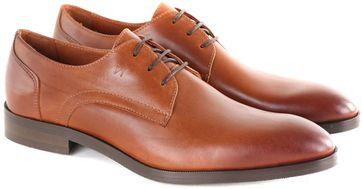Humberto Triumph Dress Shoe Cognac