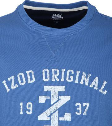 IZOD Casual Sweater Blauw
