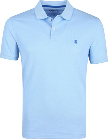IZOD Performance Polo Lichtblauw