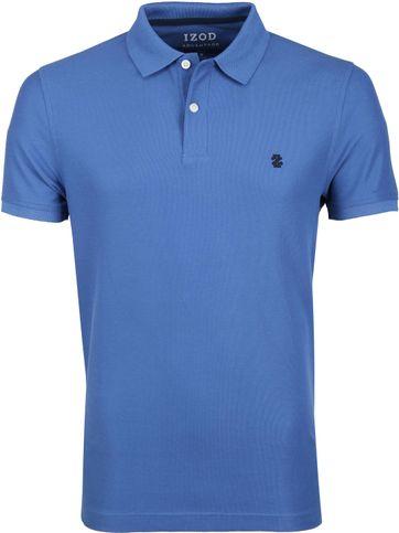IZOD Performance Poloshirt Blue