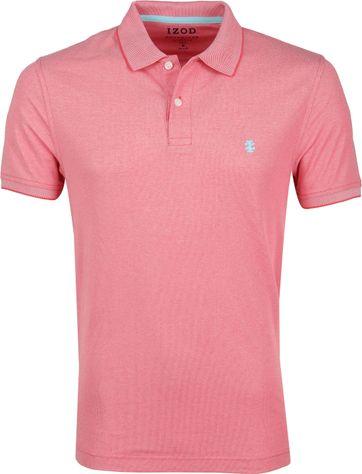 IZOD Performance Poloshirt Pink