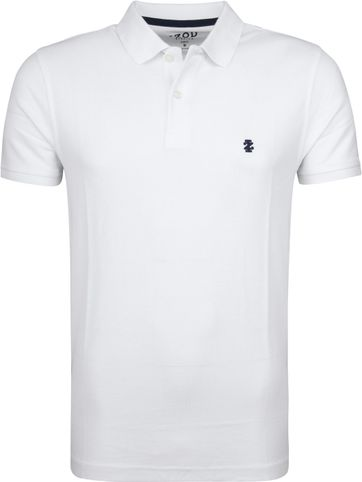 IZOD Performance Poloshirt White