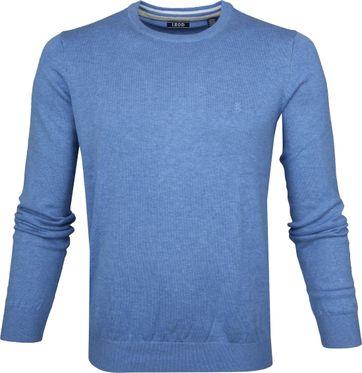 IZOD Pullover O-Neck Blau