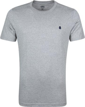 IZOD T-shirt Basic Tee Grau