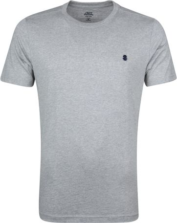 IZOD T-shirt Basic Tee Grey