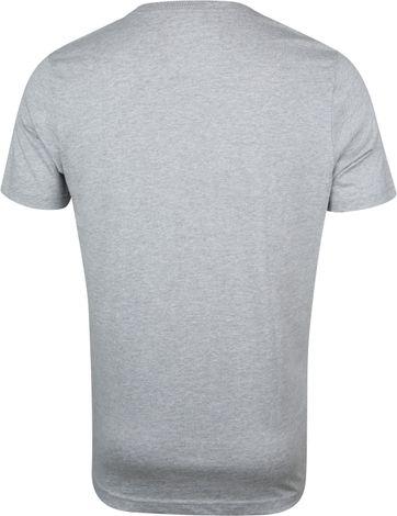IZOD T-shirt Basic Tee Grijs