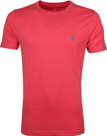 IZOD T-shirt Basic Tee Pink
