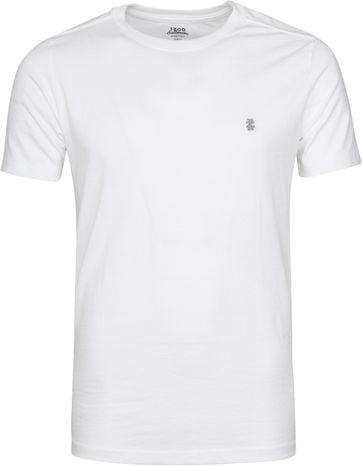 IZOD T-shirt Basic Tee Wit