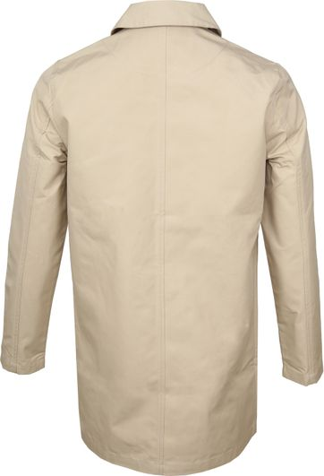 Knowledge Cotton Apparel Carcoat Beige