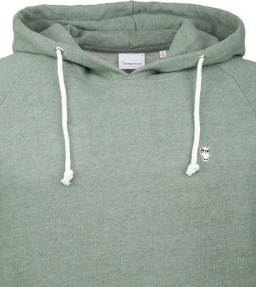 KnowledgeCotton Apparel Hoodie Green 30404 1232 Green order