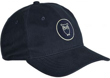 KnowledgeCotton Apparel Kappe Pacific Navy