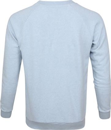 KnowledgeCotton Apparel Pullover Hellblau 30395 1259 LBlue