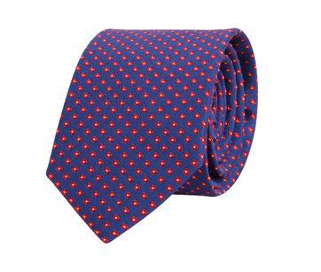 Krawatte Blau C212